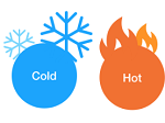 のぼせ・冷え-病気・症状と治療